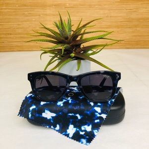 KOMONO Allen Indigo Demi Sunglasses 🕶 (NEW)